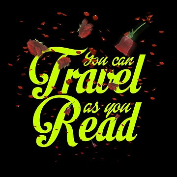 Travel as you Read by nirvanahxmp