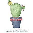 Succy Christmas by Stephanie Prole