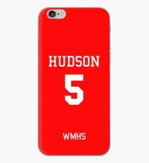Finn Hudson Football Jersey (Home) iPhone Case