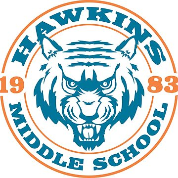Tigres que luchan de Hawkins de zombiegirl01