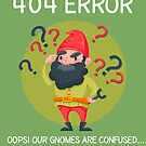confused gnome by Dave Jo