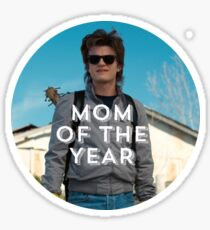 Steve Harrington the babysitter Sticker