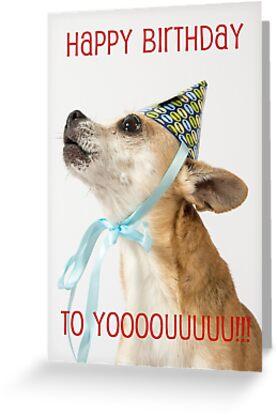 Happy Birthday To You! by Kristin Yata