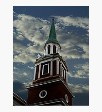Church in Richmond Photographic Print