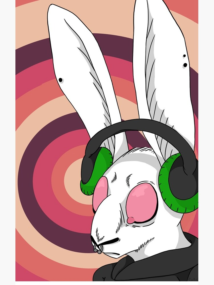 The Smell Rabbit by CactusBlood