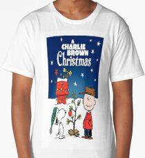 Charlie Brown Christmas Long T-Shirt