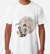 Die Walking Dead Coral Longshirt