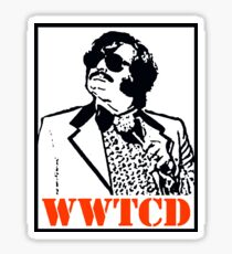 What Would Tony Clifton Do (Sticker) by The Rhinovirus Sticker