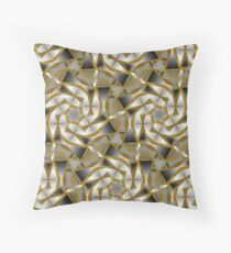 Winter Shades of Gray Pattern T1 Floor Pillow