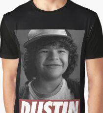 Dustin - Stranger Things Graphic T-Shirt