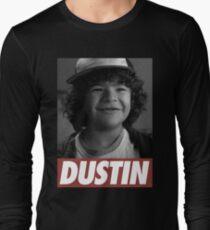Dustin - Stranger Things Long Sleeve T-Shirt