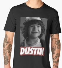 Dustin - Stranger Things Men's Premium T-Shirt