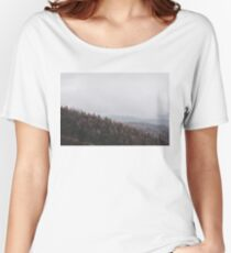 Forrest Tree Line Women's Relaxed Fit T-Shirt
