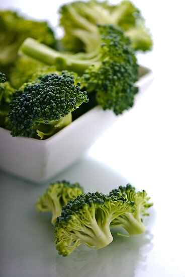 A Taste of Broccoli. by Ryan Carter