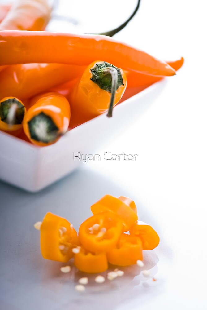 A Taste of Chilli. by Ryan Carter