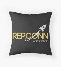 Repconn Redesign Throw Pillow
