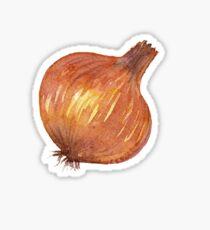 onion Sticker