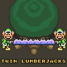 Link to the Past - Twin Lumberjacks by Justin-Case001