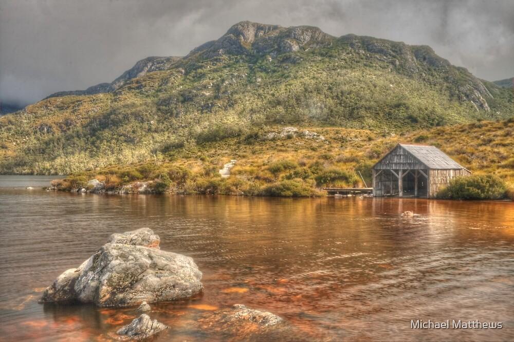 Marion's Lookout - Swan Lake by Michael Matthews