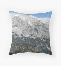 Slovenija.10 Throw Pillow