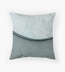 Net on the wall Throw Pillow