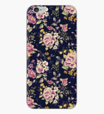 Floral pattern 1 iPhone Case