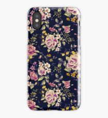 Floral pattern 1 iPhone Case/Skin