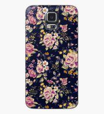 Floral pattern 1 Case/Skin for Samsung Galaxy