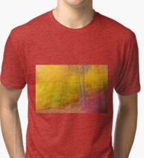 Autumn Colours - no8759 Tri-blend T-Shirt