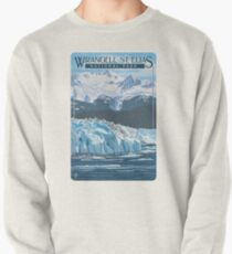 Wrangell - St. Elias National Park and Preserve Alaska USA Travel Decal Pullover
