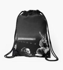 DONNIE DARKO Drawstring Bag