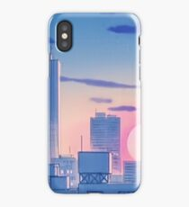 Sailor Moon City Landscape iPhone Case/Skin