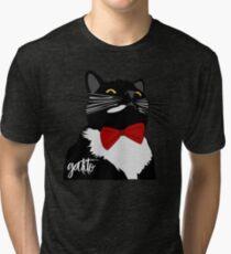 Gatito Tri-blend T-Shirt