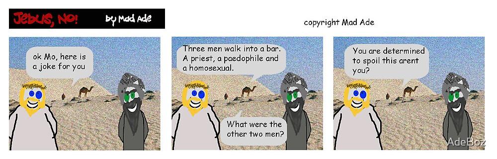 Joke 1 by AdeBoz