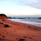 Red Sands - Morning Sunrise  by cjcphotography