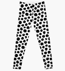 Grunge Polka Dot Leggings