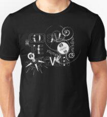 God Save The QVeen - Vivienne Icons (black version) Unisex T-Shirt