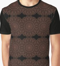 Earth - Digital Mandala Graphic T-Shirt