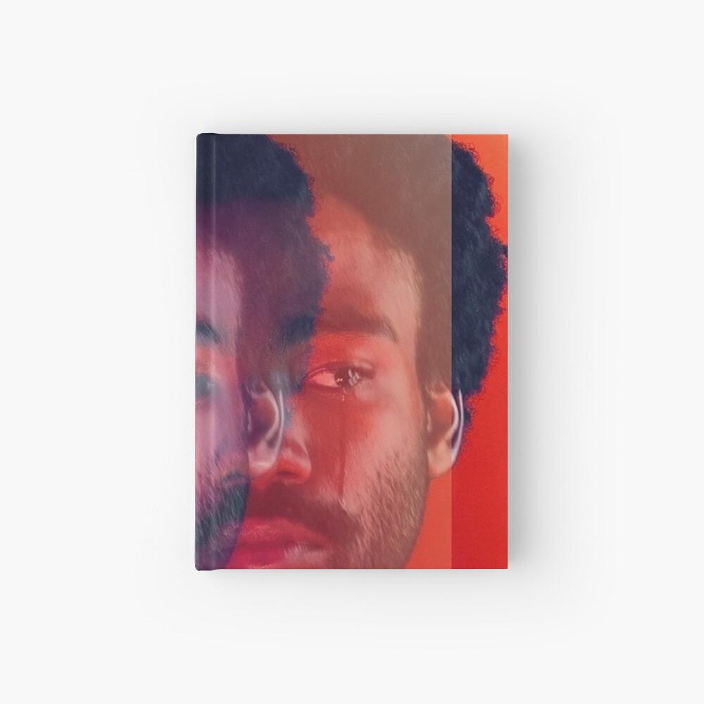 Doppel Gambino Tränen - Donald Glover Print Notizbuch