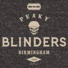 Peaky Blinders by eyevoodoo