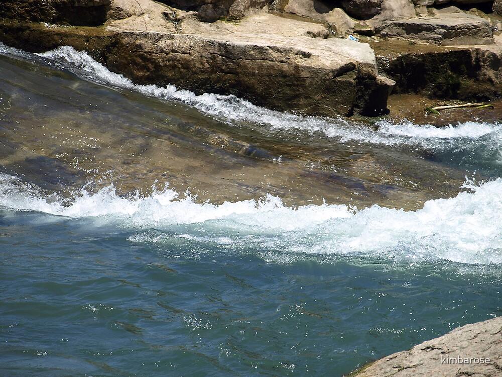 Natures Water Slide by kimbarose