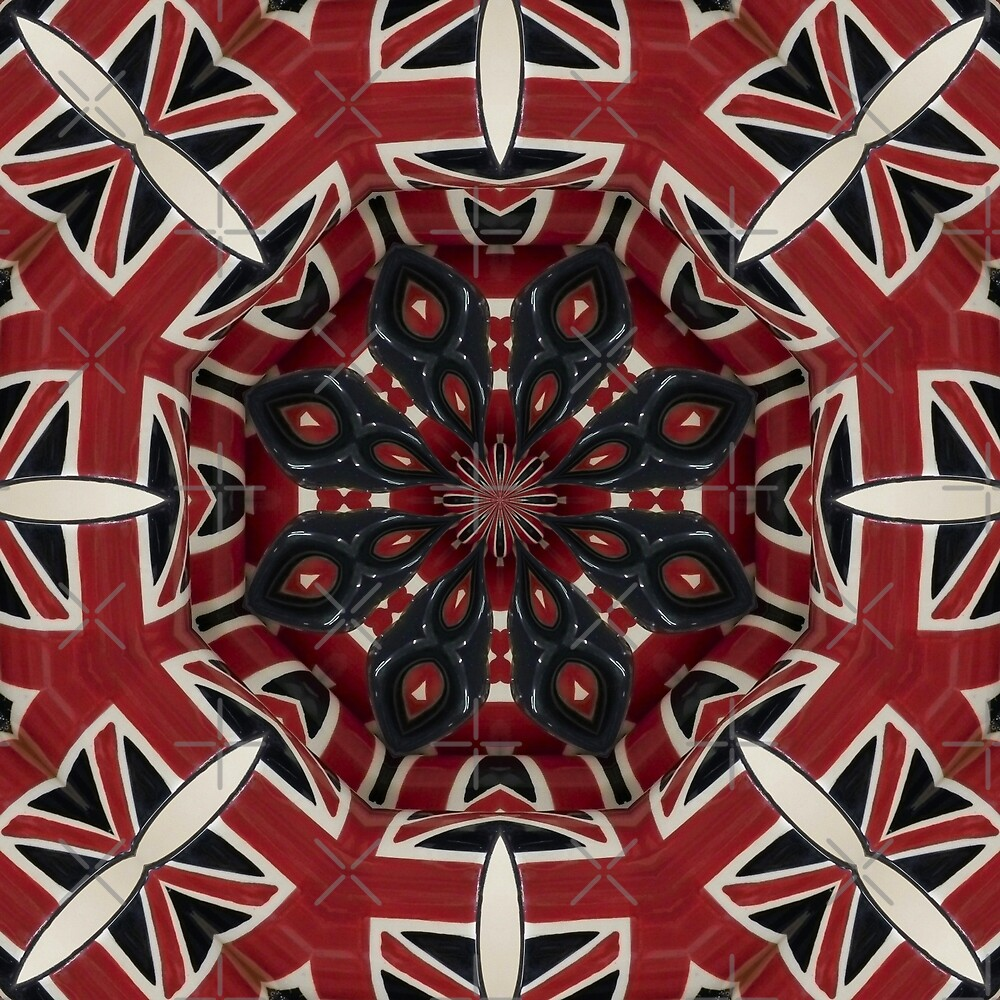 Rule Britania (pattern) by Yampimon