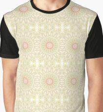 Muted - Digital Mandala Graphic T-Shirt