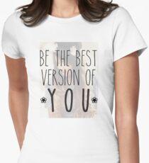 zoella - best version Women's Fitted T-Shirt