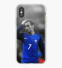 Antoine Griezmann iPhone Case