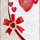 40th Anniversary by Ann12art