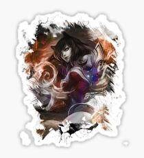 League of Legends AHRI Sticker