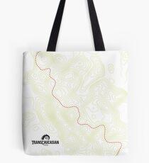 TCT Tote Bags: Contour Map Tote Bag