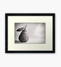 The Pear Framed Print