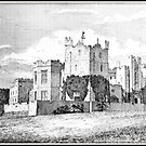 Raby Castle, County Durham by John Morton